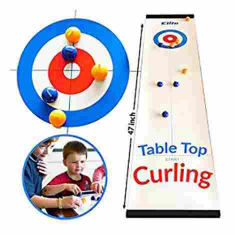 5. Elite Sportz Curling