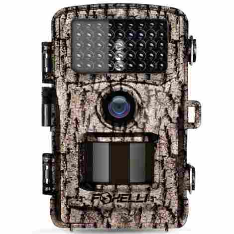 6. Foxelli Trail Camera