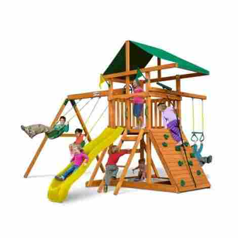 1. Gorilla Playsets Outing