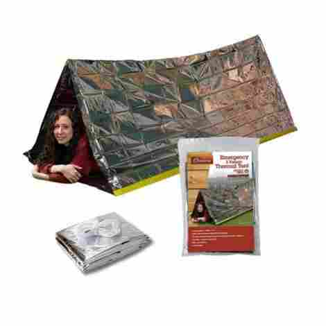 7. Grizzly Gear Tube Tent