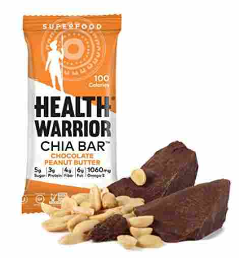 11. Health Warrior Chia Bars