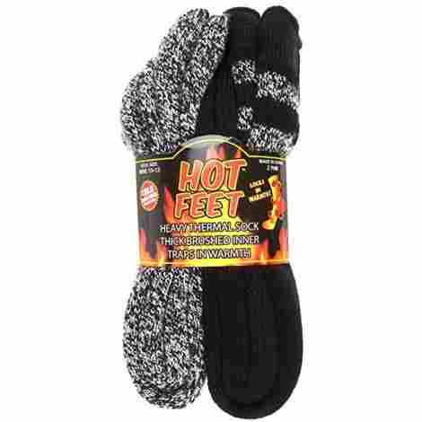 4. Hot Feet Thermal Socks