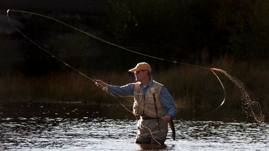 An in depth review on how to fly fish
