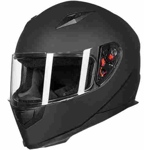 4. ILM Full Face Street Bike Helmet