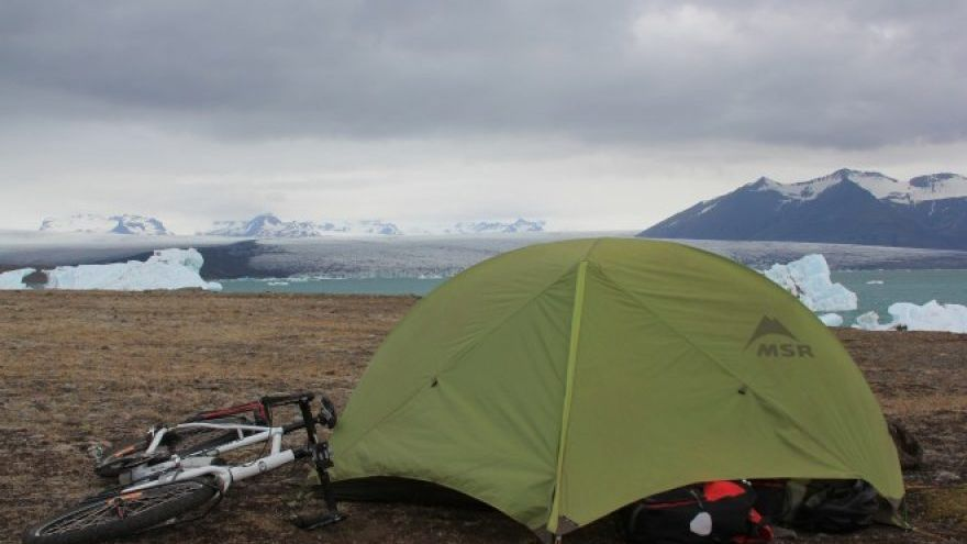 An in-depth review of camping in rough conditions.