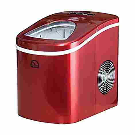 4. Igloo Icemaker 108 Red