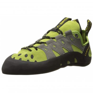 An in-depth review of the La Sportiva TarantuLace.