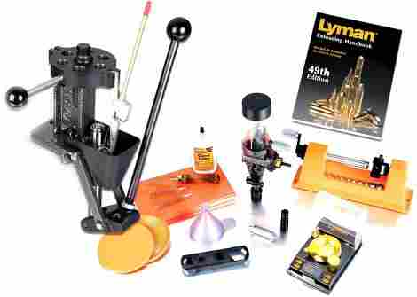 6. Lyman T-Mag Expert Kit Deluxe with 1500 Micro-Touch Scale