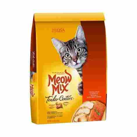 4. Meow Mix Tender Centers