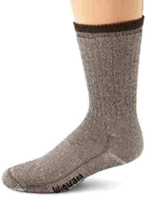 1. Wigwam Men's Merino Wool