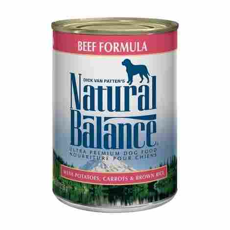 7. Natural Balance Ultra Premium