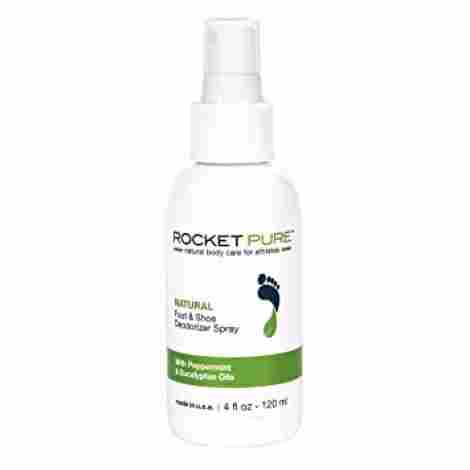 9. Rocket Pure Natural Deodorizer
