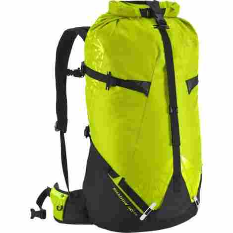 10. North Face Shadow 40 + 10