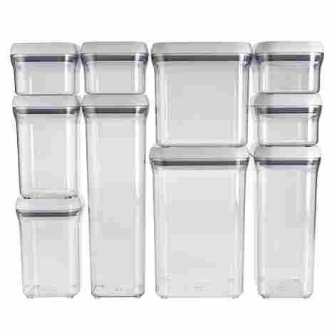 5. OXO Good Grips 10-Piece