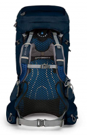 With a breathable mesh, you won't get as hot so quickly as you would with other packs.