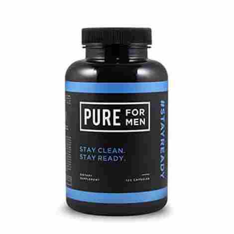 3. Pure for Men