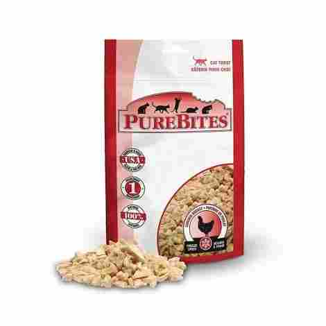 7. PureBites Chicken