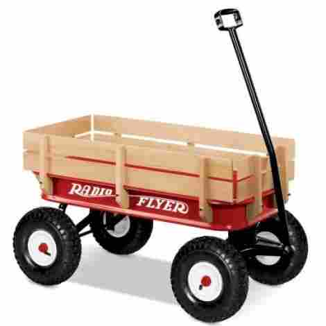 9. Radio Flyer All-Terrain