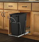 Rev-A-Shelf Pull-Out Waste Container