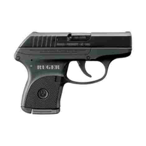 8. Ruger LCP
