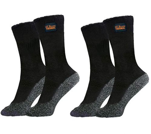 35 Degrees Below Thermal 2 pairs – Thicker Insulated Socks