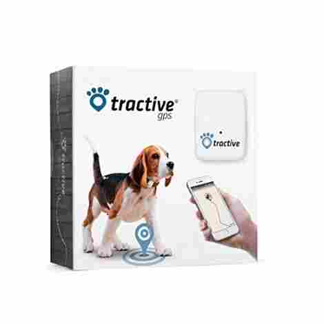 2. Tractive GPS