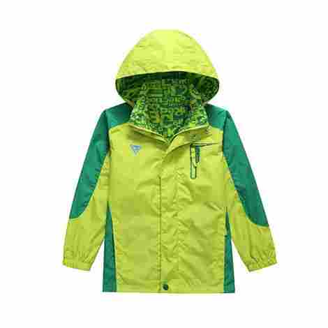 10. KID1234 Waterproof Hooded