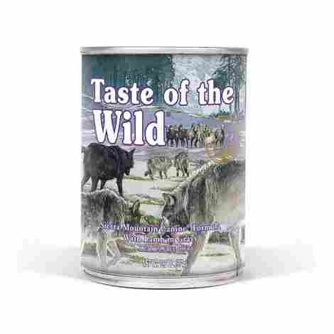 4. Taste of the Wild Grain Free