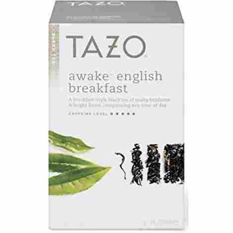 8. Tazo Awake English Breakfast