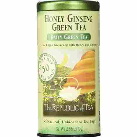 9. The Republic of Tea