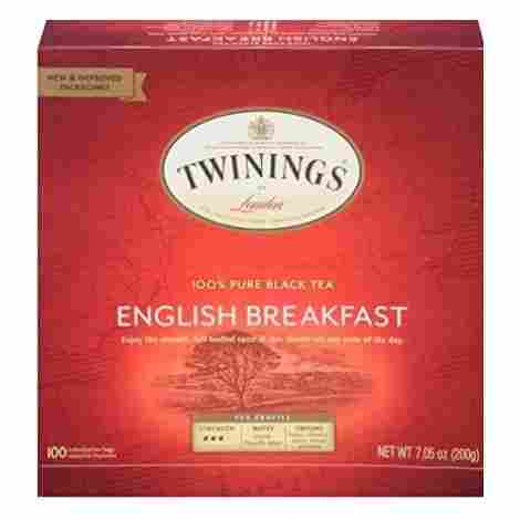 1. Twinings English Breakfast