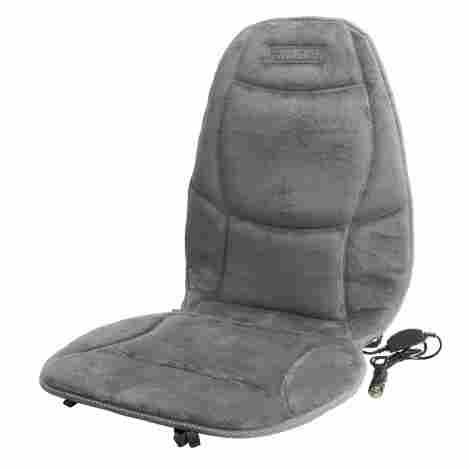 This Heated Car Seat Cushion Reaches A Very High Maximum Temperature To Keep You Warm If The Weather Is Cold It Also Provides Lumbar Back Support