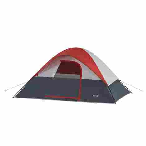 6. Wenzel 5 Person Dome