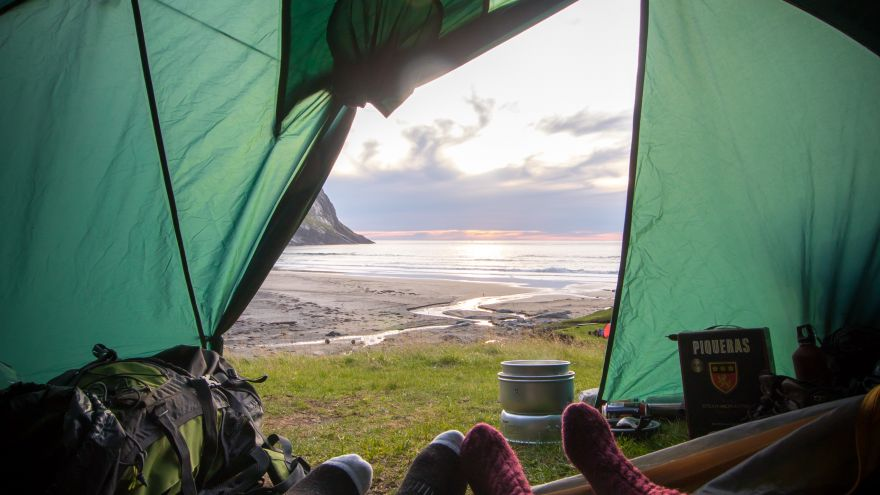 An in-depth guide on all of the camping essentials for beginner campers.