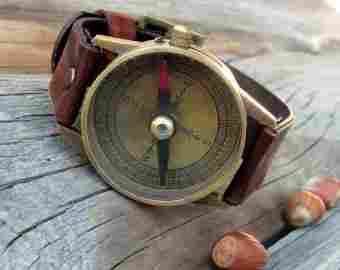 analog or digital compass