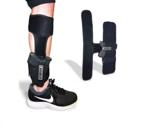 Ankle Holster for Law Enforcement