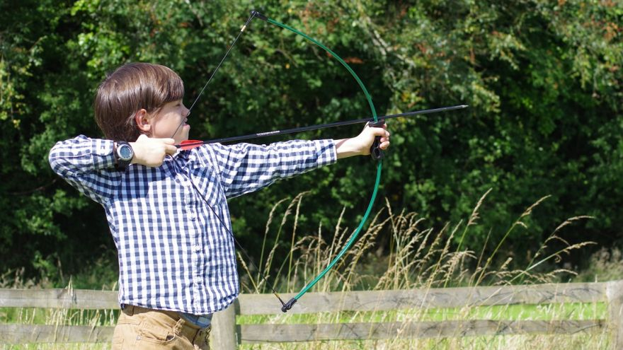 An in-depth guide on archery for kids and how to get them involved.