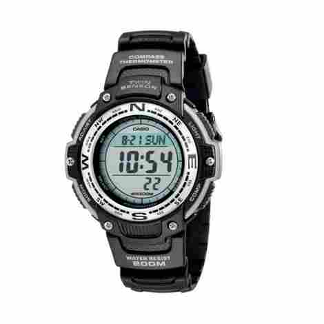 2. Casio Men's SGW100-1V