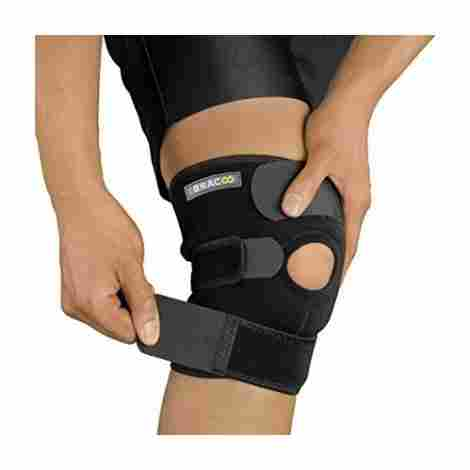 9. Bracoo Knee Support