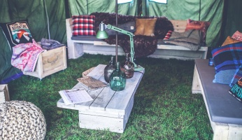 An in-depth guide to the best camping storage ideas.