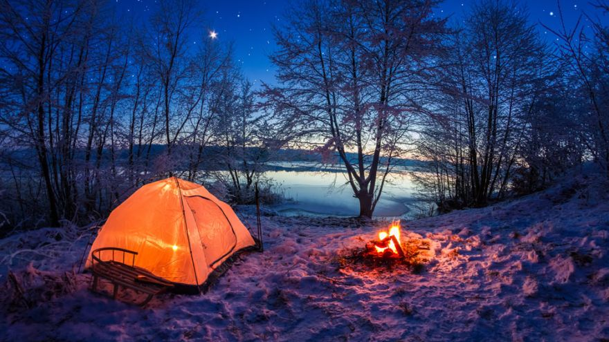 best camping tricks and hacks