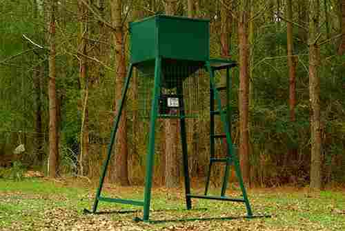 Superb Apart From Ensuring That The Food Is Not Accessible Willy Nilly To The  Animal, Manufactured Feeders Would Usually Protect The Feed From Wetness.