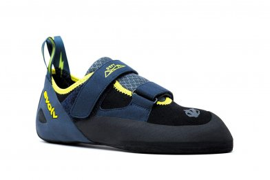 An in-depth review of the Evolv Defy climbing shoe.