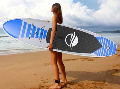 The Gear Hunt's full review of the SereneLife inflatable SUP product line.