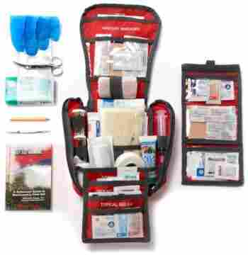 hiking first aid kit content