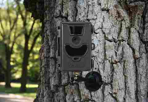 how to set up motion activated camera