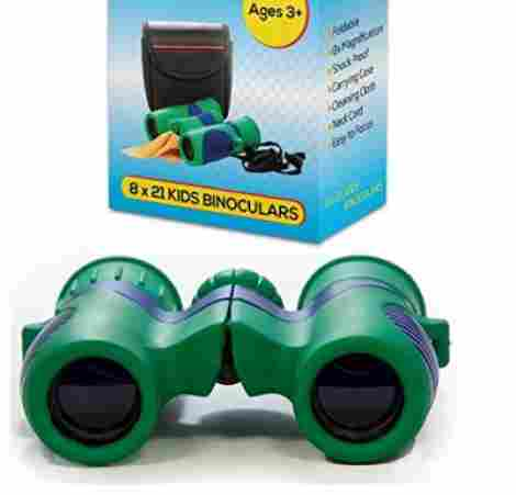 1. Kidwinz Shock Proof Binoculars