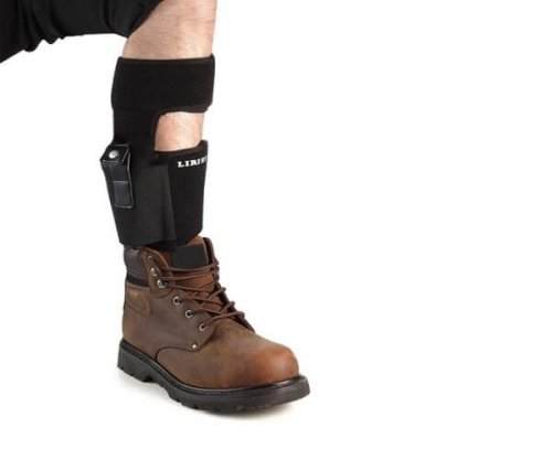 LIRISY Ankle Holster for Concealed Carry
