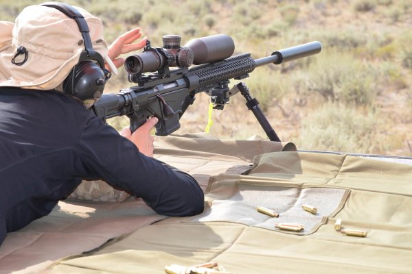 Best Long Range Rifles Reviewed & Rated for Quality