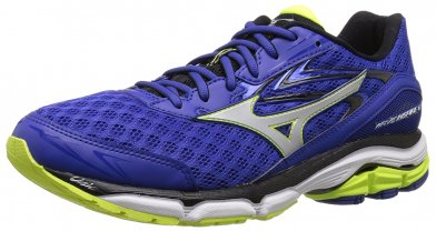 A comprehensive review of the Mizuno Wave Rider 12 running shoe.